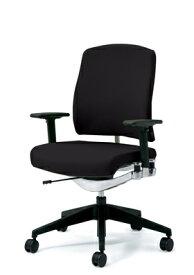 PLUS プラス リオルガワン パソコンチェア PCチェア オフィスチェア デスクチェア 事務椅子 学習椅子 学習チェア 勉強椅子 ユニークチェア シンプル 椅子 イス チェア chair 仕事イス 仕事用椅子 座り心地 肘付き ミドルバック
