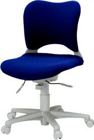 PLUS プラス オーバルチェア OCチェア パソコンチェア PCチェア オフィスチェア デスクチェア 事務椅子 事務イス 学習チェア 椅子 イス チェア chair 前傾姿勢 キャスター付き 疲れにくい ローバック カーペット用キャスター 在宅
