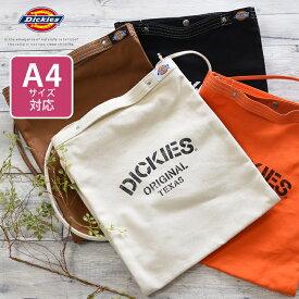 ディッキーズ スクエアショルダーバッグ レディース メンズ ユニセックス オフホワイト オレンジ ブラウン ブラック