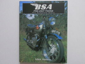 BSA PRE−UNIT TWINTHECOMPLETE STORY