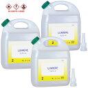 ガレージ・ゼロ LUMIERE 燃料用アルコール 4L×3個