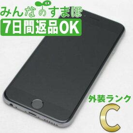 【中古】 iPhone6S 16GB スペースグレイ 【SIMフリー】 本体 スマホ iPhone 6S アイフォン アップル apple 【あす楽】 【保証あり】 【送料無料】 ip6smtm350