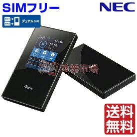 【中古】 【モバイルルーター】 SIMフリー NEC Aterm MR05LN PA-MR05LN ブラック 本体のみ【あす楽対応】 【送料無料】 ktib