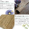 Lazy broom long shaft timber dealer biography soldier of the Imperial Guard store room broom broom broom Indian corn cleaning Mother's Day present housewarming