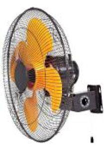 【工場扇】業務用送風機壁掛けタイプ家庭でも使える100V電源用