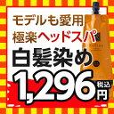 ○ 白髪染め レフィーネ ヘッドスパ トリートメントカラー(お試しサイズ80g・ダークブラウン)