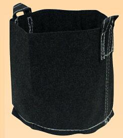 タフガーデンバッグ丸型 持ち手付き【φ40H35】不織布ポット