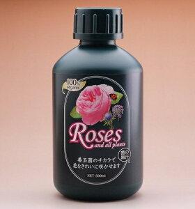 菌の黒汁ローゼス 500ml+10mlサンプル付
