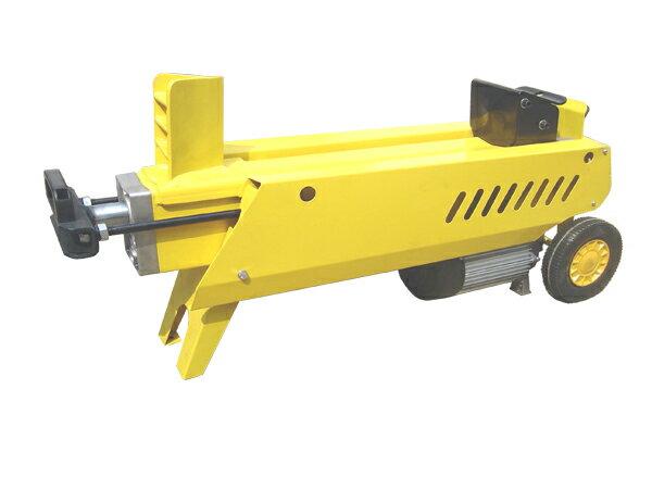 【送料無料】強力電動油圧式薪割機 7t WS7Tクロスカッター付【シンセイ】