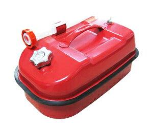 【送料無料】ガソリン携行缶 10L 6個セット消防法適合品 KHK試験確認済 草刈機・発電機・カーレース・バイクレース・モトクロス・モタードなどに