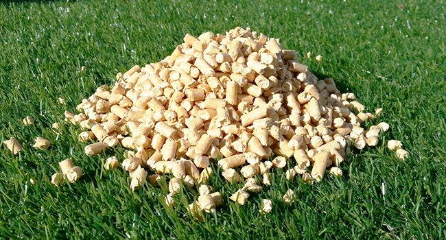 【送料無料】木質ペレット 22kg 猫砂 ホワイトペレットお買い得 20kgより2kg多い22kgで販売中 運び易い11kg入りも選べる