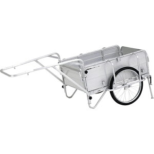 【送料無料】折りたたみ式リヤカー HKW-180