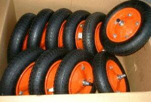 一輪車用タイヤ 5本で (PR-1302A) 13インチ3.25-8 エアータイヤ
