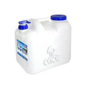 尾上 ウォータータンク 20L コック付水缶
