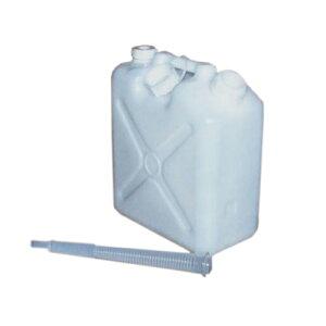 飲料水専用タンク ノズル付水缶 10L