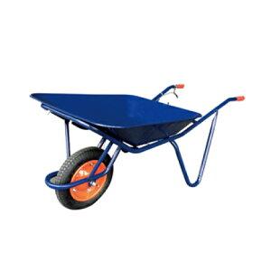 ◆法人様限定お届け◆浅型一輪車 2才ブレーキ付 WB2709B