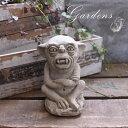 「ガーゴイルMIDI(Small Gremlin A)」 グレムリン ガーデニング 庭 ガーデン オーナメント イギリス 置物 オブジ…