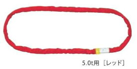 ソフトスリング 縫製タイプ 8t 長さ10m ネイビー