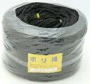 48位:ポリ縄 玉巻2kg(人工縄)竹垣、垣根用化粧ロープ
