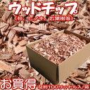 皮付ウッドチップ(木チップ)約100L(100リットル)入/箱【送料無料】【マルチング材】【家庭菜園】【バークチップ】