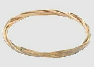 天然枝折戸用 竹輪(白竹)Φ約120mm