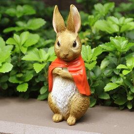 カトンテール (ピーターラビットの仲間たち) 絵本 雑貨 置物 うさぎ グッズ 映画 人気 ラビット ウサギ キャラクター オブジェ オーナメント 童話 物語 お子様 なつかしい