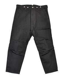 40%バーゲンプライス!suzuki takayuki スズキタカユキ 20AWdenim pants 2/ デニムパンツ black denim【T004-03】【men's/women's】
