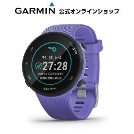 ForeAthlete 45S Iris スマートウォッチ ランニングウォッチ GPSウォッチ トレーニング 腕時計 デジタル