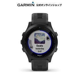 6月6日発売 GARMIN ガーミン ForeAthlete 945 Black スマートウォッチ ランニングウォッチ GPSウォッチ トレーニング 腕時計 デジタル