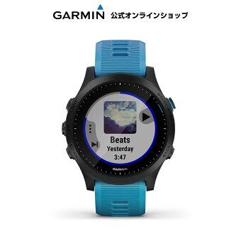 ForeAthlete 945 Blue スマートウォッチ ランニングウォッチ GPSウォッチ トレーニング 腕時計 デジタル Garmin ガーミン