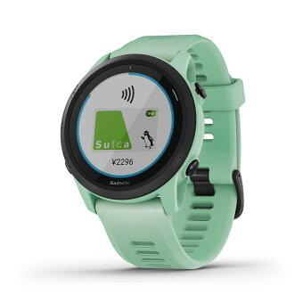 ForeAthlete 745 Neo Tropic Suica対応 スマートウォッチ ランニングウォッチ GPSウォッチ トレーニング 腕時計 デジタル Garmin ガーミン