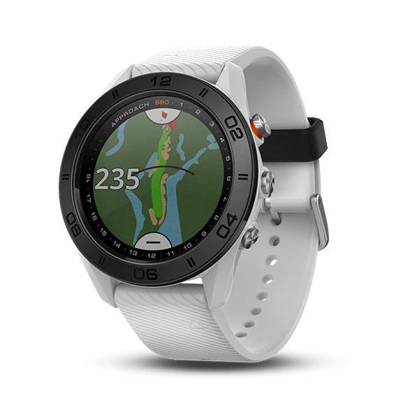 GARMIN ガーミン ApproachS60 White Approach S60 アプローチ GPS ゴルフ コースマップ スイング ショット追跡 高低差情報