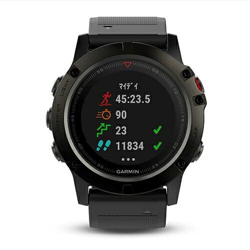 GARMIN ガーミン fenix5X Sapphire フェニックスファイブエックス サファイア ウェアラブル ウォッチ 腕時計 スマートウォッチ ランニング トレーニング ダイエット器具 健康器具 スポーツ GPS