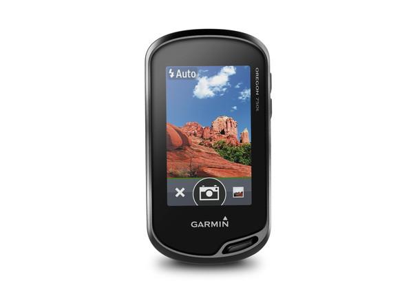 GARMIN ガーミン Oregon750TJ オレゴン750ティージェイ GPS トレッキング ナビゲーション 日本登山地形図 Bluetooth カメラ 防水 GPS 電子コンパス 気圧高度計 ハンドヘルド