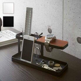 ホワイトインテリア(白家具)デスクバー デスクトップ収納 小物整理ラック 鍵置き 時計置き 整理収納ラック メンズラック ペン立て ペンスタンド 小物整理収納ラックスタンド タワー【送料無料】 02P08Apr16