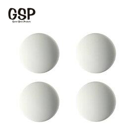 貼るだけで簡単 ぶつかり防止 シリコンクッション ドアノブ 壁の傷つきを防止 家具のこすれ防止にも 4個セット