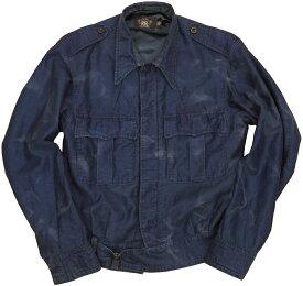 (ダブルアールエル) RRL 日本製生地使用 本藍染め インディゴ スーベニア ジャケット 刺繍 メンズ Embroidered Jacket 【あす楽】