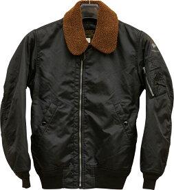 (ダブルアールエル) RRL ツイル フライト ジャケット ブラック メンズ Twill Flight Jacket 【あす楽】