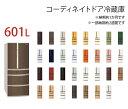 *パナソニック*NR-J60PC コーディネイトドア冷蔵庫 Large 601L [納期約1ヶ月色[1部納期約2週間]] [NR-J60NCの後継品(…