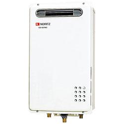 *ノーリツ*GQ-2421WZ-2/GQ-2420WZ-2 業務用 ガス給湯器 屋外壁掛型 24号[給湯専用]【送料・代引無料】