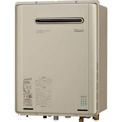 *リンナイ*RUF-E1601AW/RUF-E1611AW ガスふろ給湯器 設置フリー屋外壁掛型 16号[フルオート]【送料・代引無料】