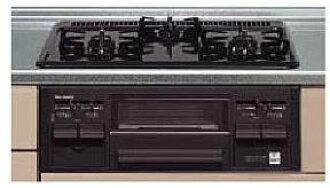 * 宝标准 * T33A60 内置燃气灶一侧格栅更换 [搪瓷架 60 厘米] [T32A61 替换]