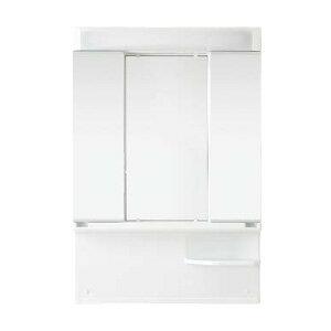 *ノーリツ*LEM-753H/W シャンピーヌ ミラーキャビネット 三面鏡 間口750mm