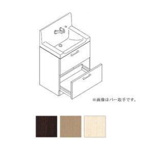 *トクラス*YEAA075QAGC/YEAA075QAHC 洗面化粧台[EPOCH] ベースキャビネット 間口75cm Lシリーズ【単品販売不可】