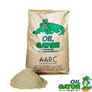 【NETIS登録商品】油吸着剤・土壌改良剤オイルゲーター(12kg/袋)【送料無料】バイオフューチャー[油吸着分解剤油吸着材]
