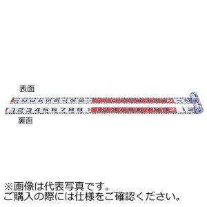 ヤマヨ測定機 リボンロッド 両サイドE-1(遠距離用60mm幅) R6A20 60mm幅/20m