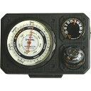 トラベルエイド3型 6in1 温度計、ミニライト、オイルコンパス、非常用ミラー付き高度計 No.1230 [送料無料]