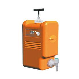 ポリタンク型非常用浄水器 飲めるゾウ ミニ MJMI-02 ミヤサカ工業