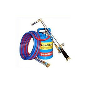ペトロカッター(RN3B100型)ミニセット ヨコカワコーポレーション【無加圧式ガソリン・酸素溶断トーチ】