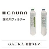 交換用フィルターセット(エイチツーガウラ用)約1年で交換H2GAURAメーカー直営店